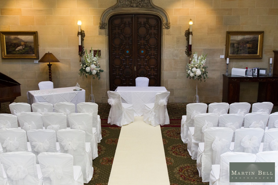Wedding ceremony ideas at Northcote House