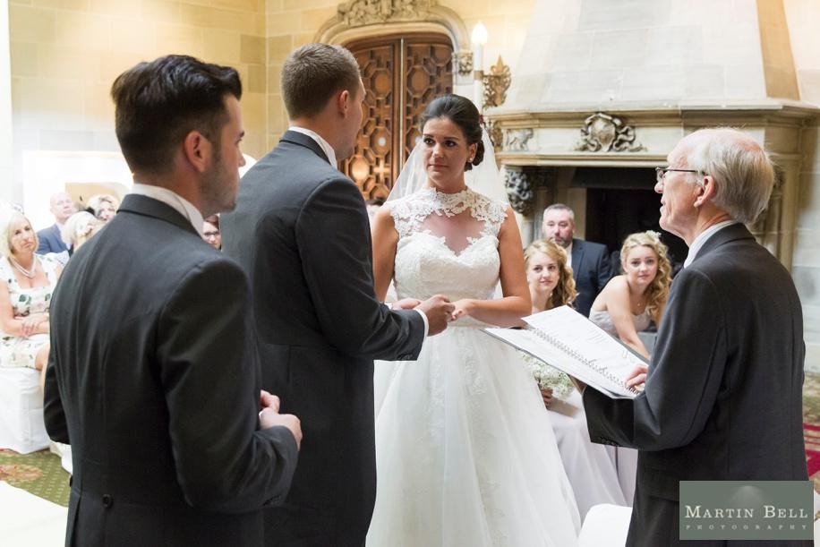 Northcote House wedding - Wedding vows