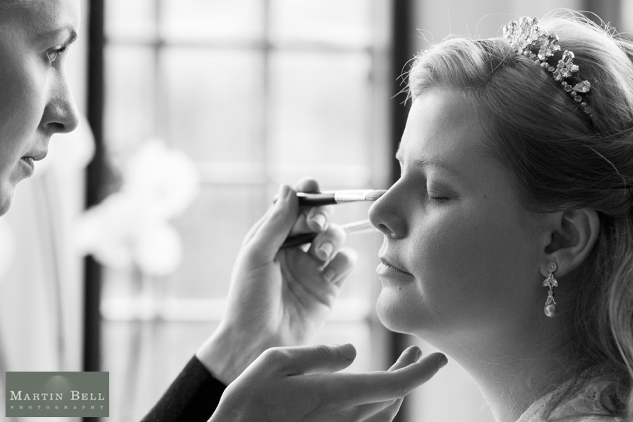 Documentary wedding photography at Rhinefield House by Martin Bell Photography