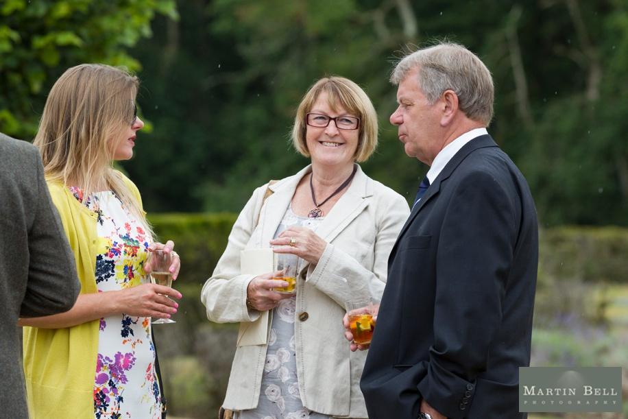 Documentary wedding photography in Hamshire