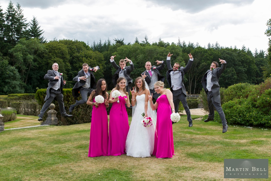 Rhinefield House wedding photography - Fun family photographs