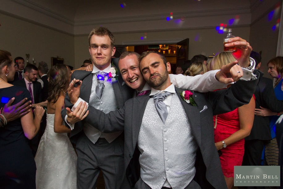 Weddings at Rhinefield House - fun evening reception