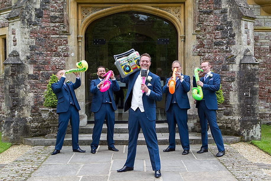 Wedding photography at Rhinefield House by preferred Rhinefield House wedding photographer - Martin Bell Photography