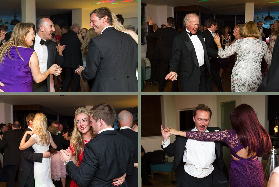 Fun Spitbank Fort evening photographs by Martin Bell Photography