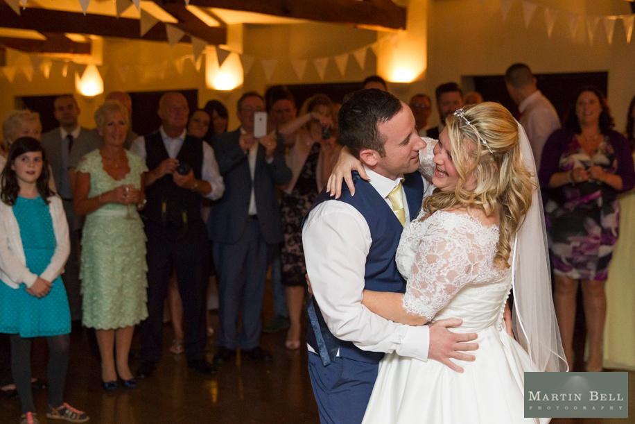 East Horton wedding - First dance