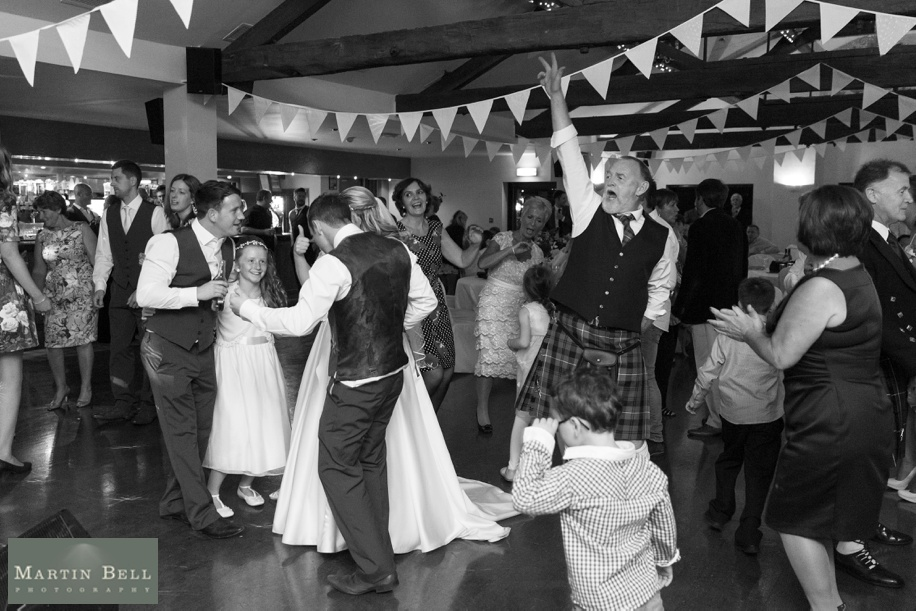Documentary wedding photographer - Martin Bell Photography
