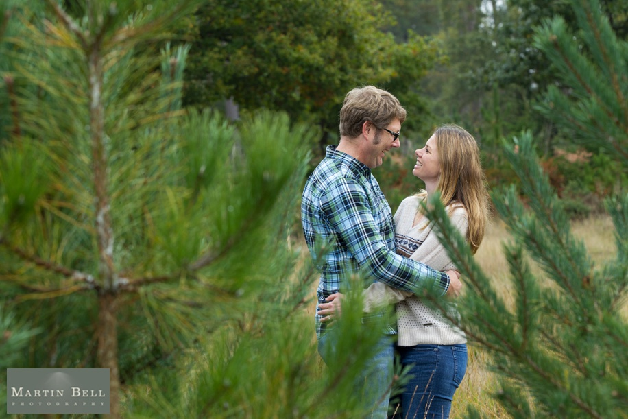 engagement photos New Forest