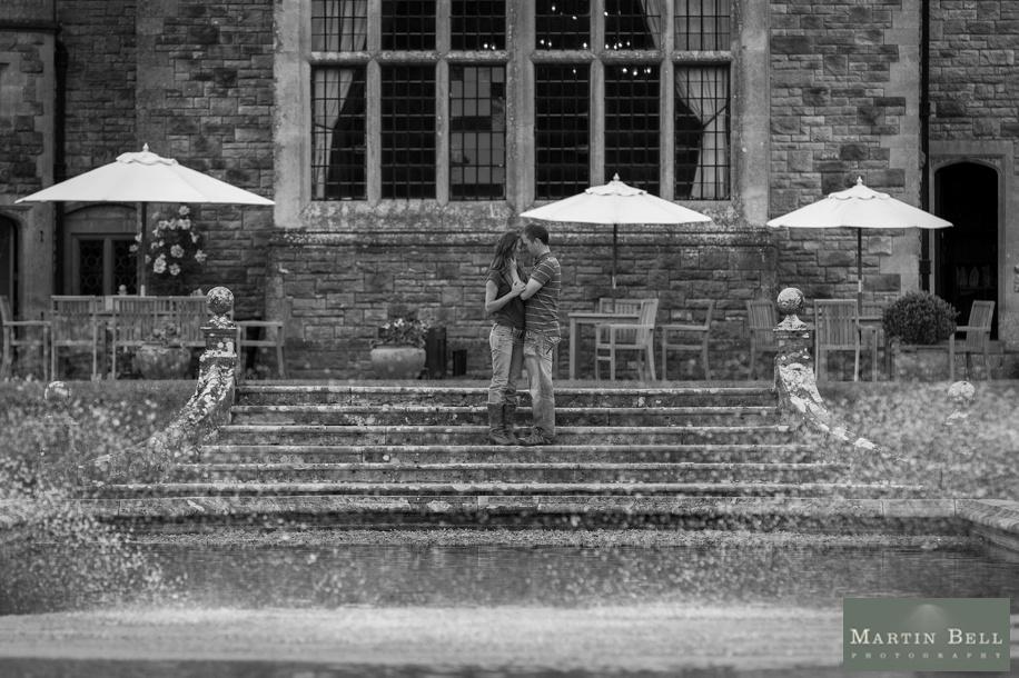 Rhinefield House engagement photos