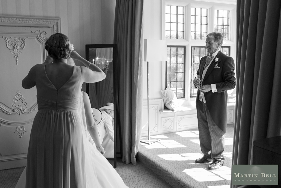 Documentary wedding photography by wedding photographer hampshire - Martin Bell Photography