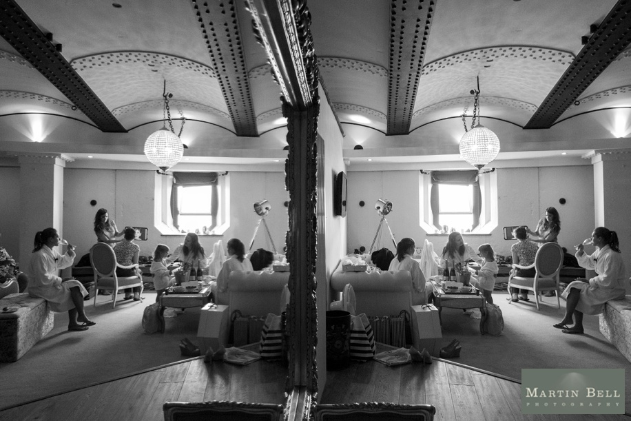 Documentary wedding photography at Spitbank Fort