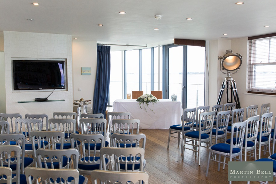 The crows nest at a SPitbank Fort wedding