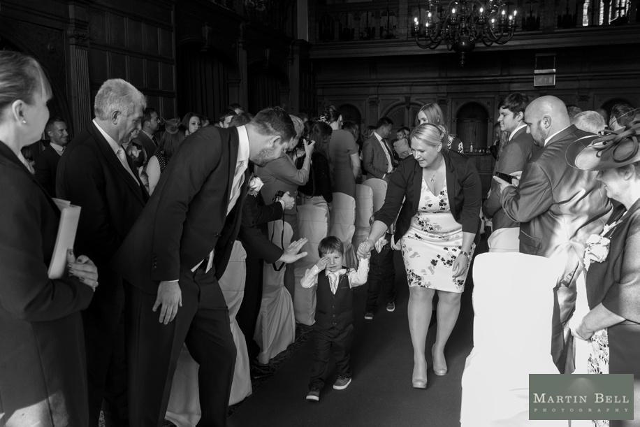 Wedding photograph Hampshire - Documentary wedding photography - Rhinefield House wedding