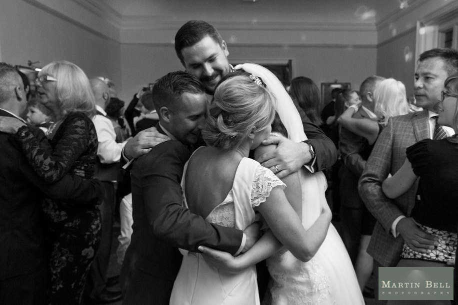 First dance at a Rhinefield House wedding