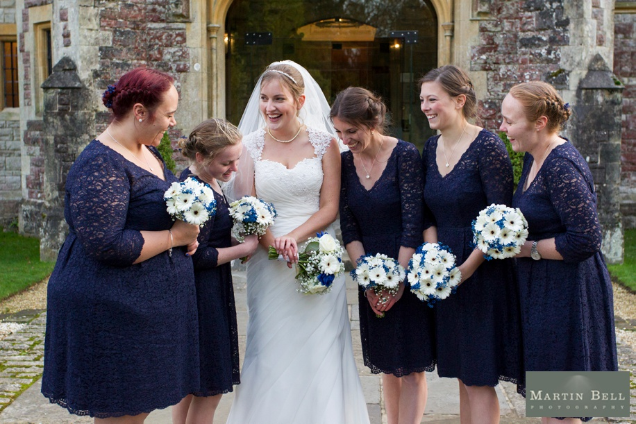 Documentary wedding photography - Rhinefield House wedding photographer - Martin Bell photography