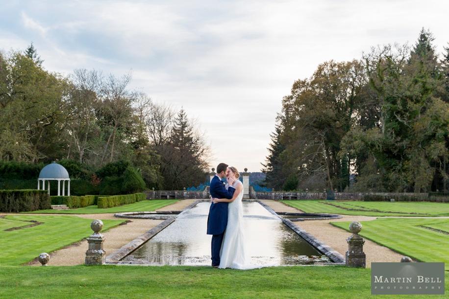 Amazing Rhinefield House wedding photographs by Rhinefield House wedding photographer - Martin Bell photography