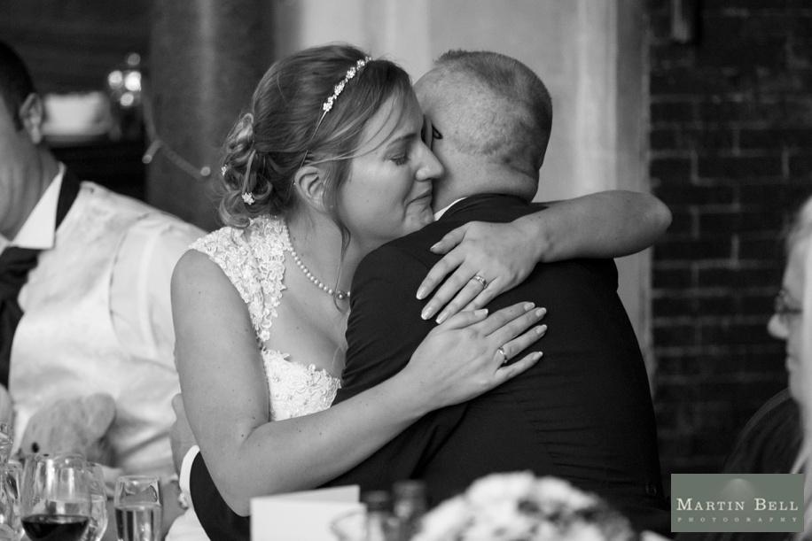 Documentary wedding photographs - Rhinefield House