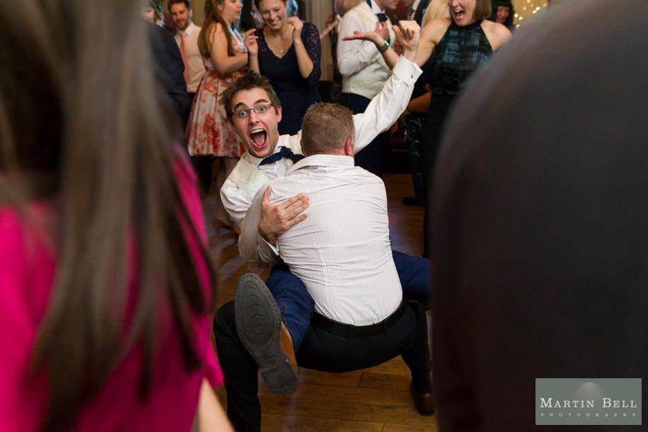 Rhinefield House wedding - evening reception photos