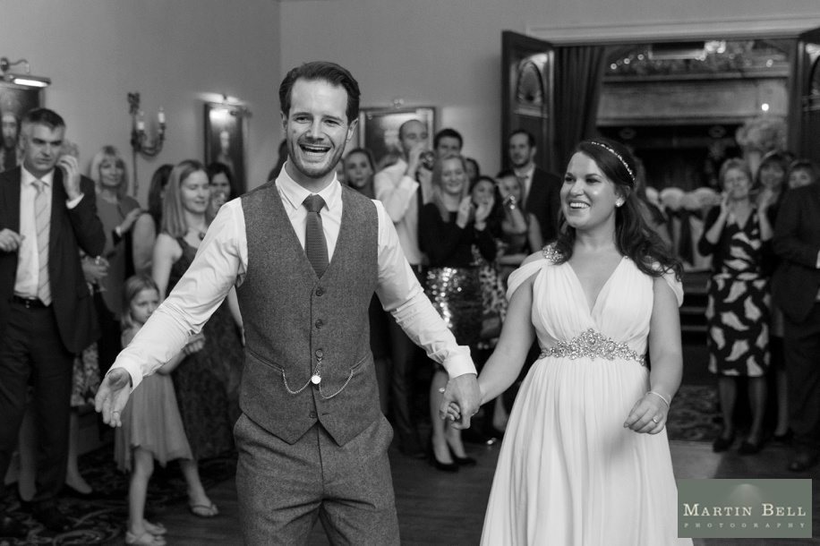 Documentary wedding photography in the New Forest