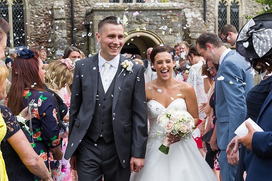 Hampshire wedding photography - Gemma & Jamie