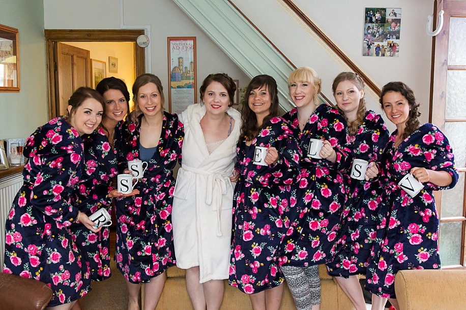Alternative Bridesmaid gift ideas