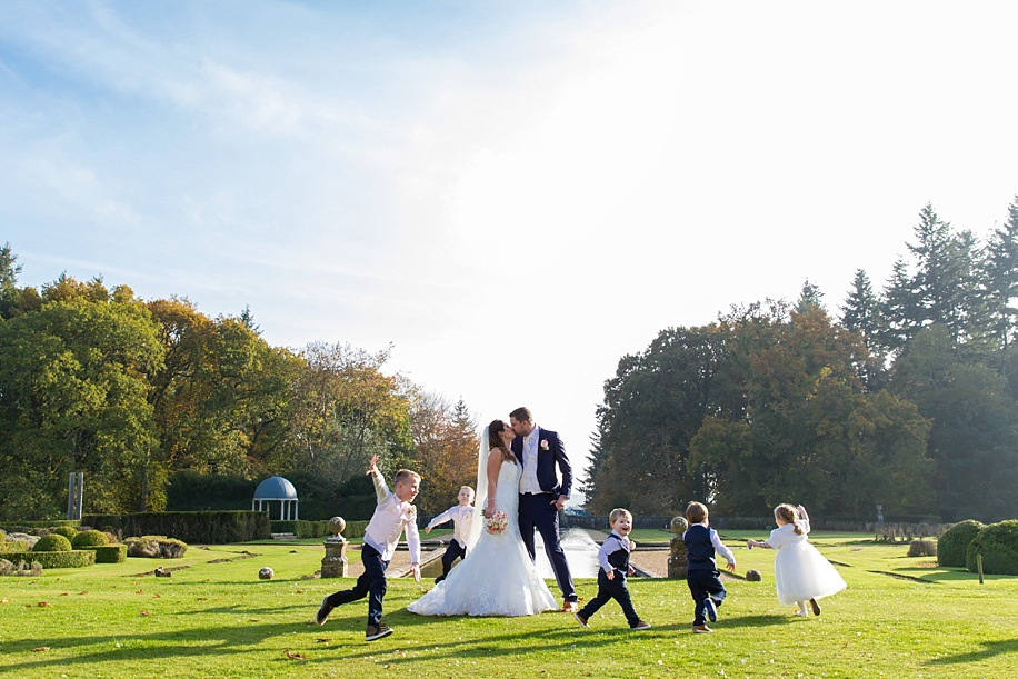 The Wedding Industry Awards regional finalist 2017 for London and the South East