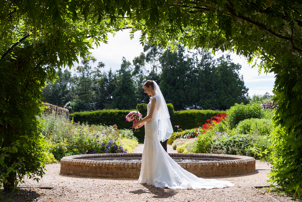 Beaulieu Domus wedding photography - Bride and Groom portraits