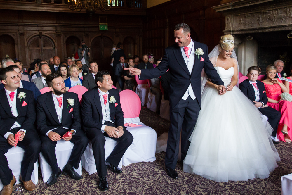 New Forest wedding photos - Rhinefield House