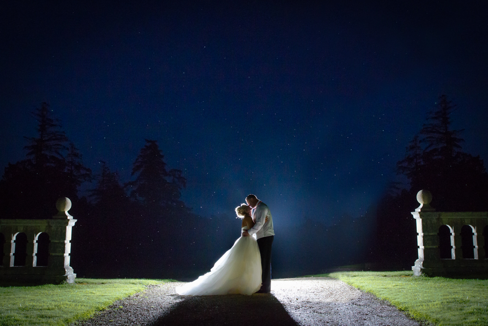 Amazing, award winning wedding photographs in the New Forest at Rhinefield House Hotel