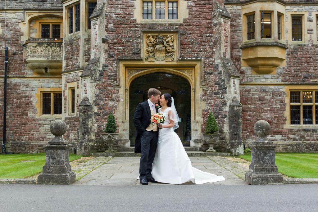 rhinefield house wedding photography - new forest wedding photographer