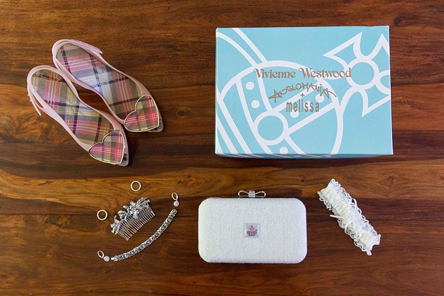 hampshire wedding photography - vivienne westwood wedding shoes