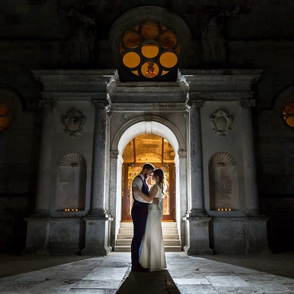 Lulworth Castle wedding ~ Emily & Dan