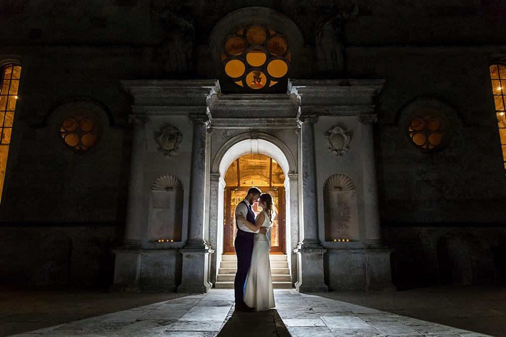 Lulworth Castle wedding ~ Emily & Dan