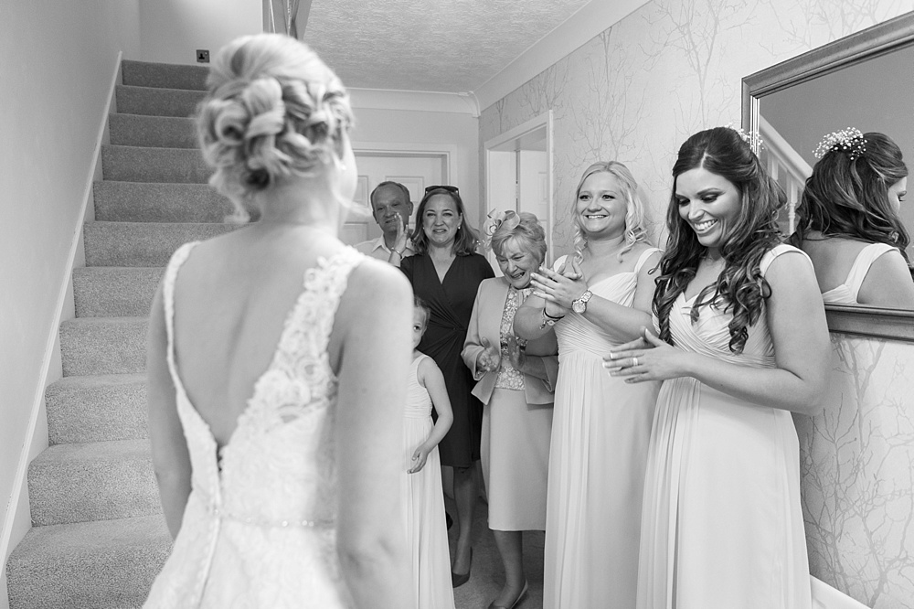 manor by the lake wedding photography by award winning documentary wedding photographer Martin Bell Photography