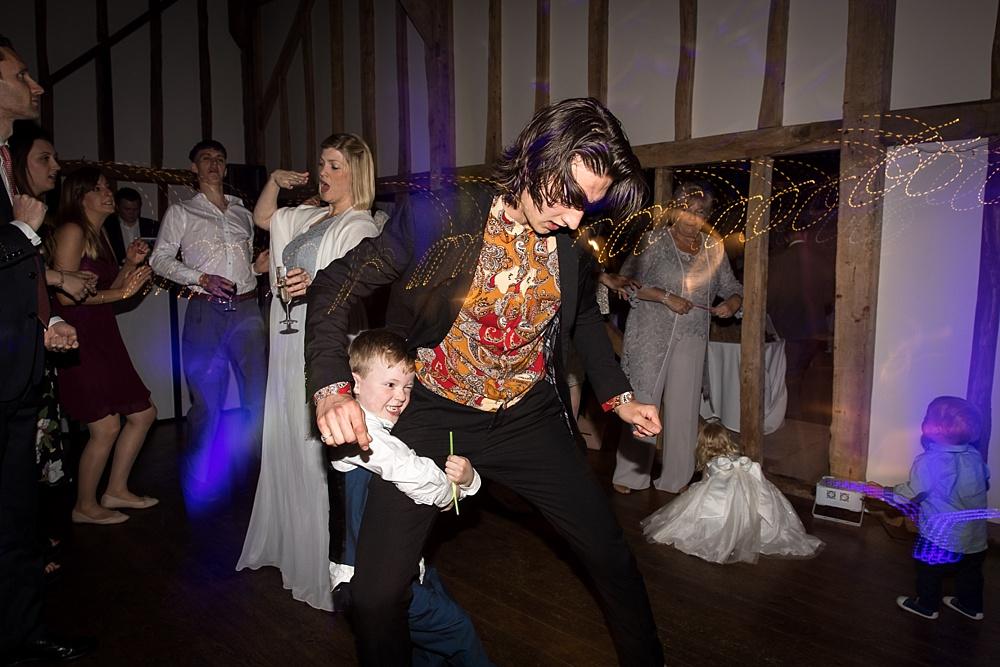 Pitt Hall Barn wedding photography by award winning Hampshire documentary wedding photographer - Martin Bell photography