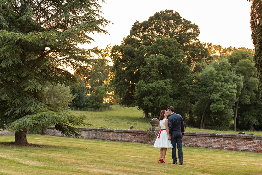 An RAF military wedding in Hampshire at Melchet Court by award winning wedding photographer Martin Bell Photography