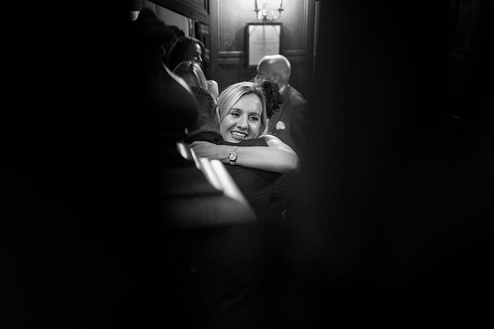 A wet and rainy Rhinefield House wedding by award winning wedding photographer Martin Bell Photography