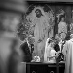 Rhinefield House wedding photographer - award winning photographs by Martin Bell Photography - St Michaels and All Saint church Lyndhurst