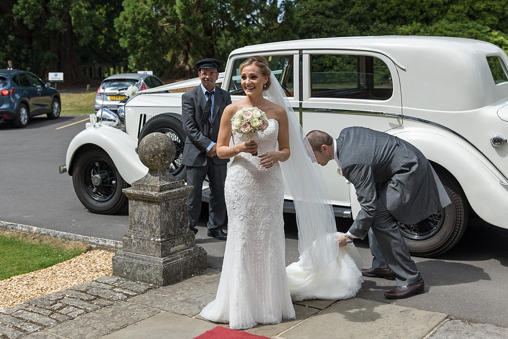 Rhinefield House wedding photographer - award winning photographs by Martin Bell Photography