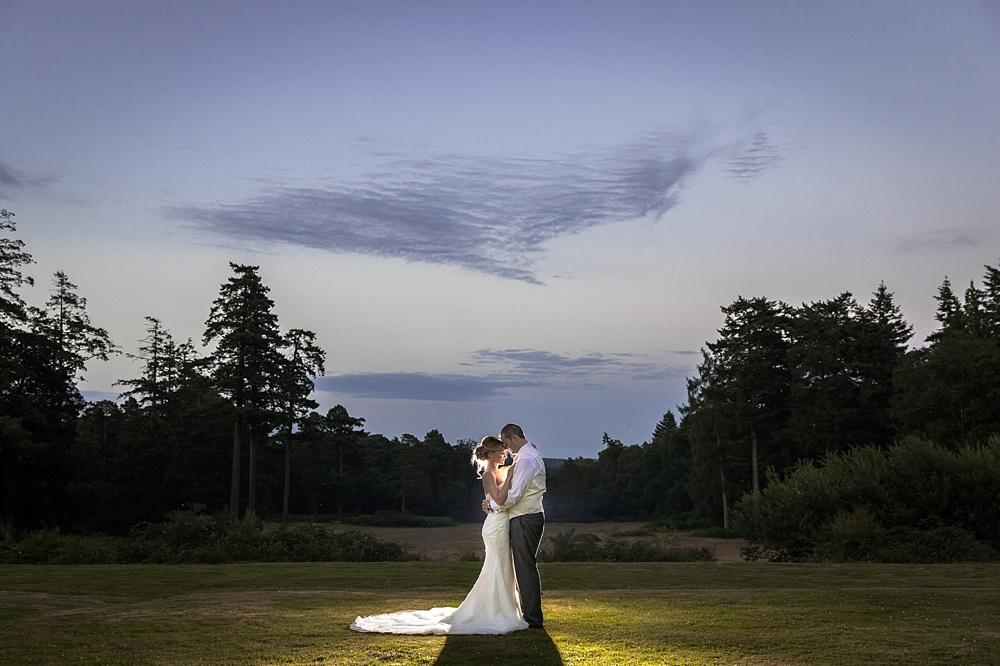 Rhinefield House wedding photographer - award winning photographs by Martin Bell Photography - vintage Rolls Royce