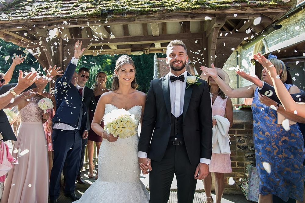 The Elvetham wedding photographer for Lauren and Rob's elegant wedding photographs. All photographs by award winning wedding photographer Martin Bell Photography