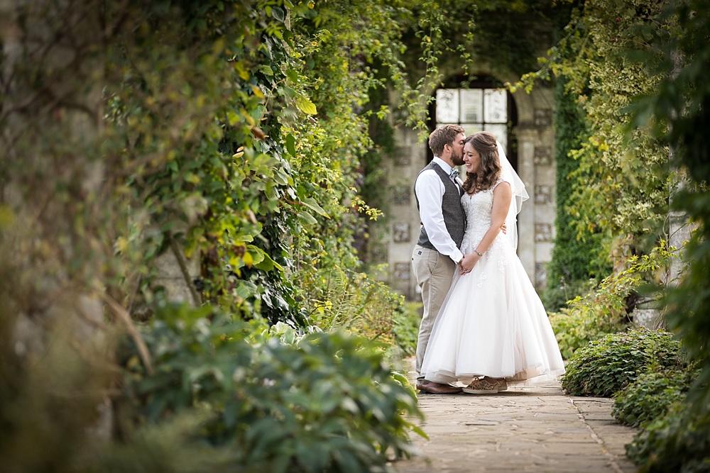 West Dean wedding photography ~ Katy & Jak