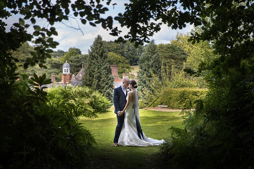 Wotton House wedding photographer ~ Julia & Alex