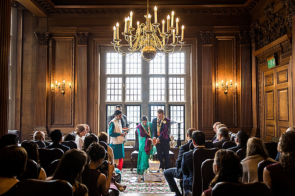 An Indian wedding at Rhinefield House ~ Meera & David