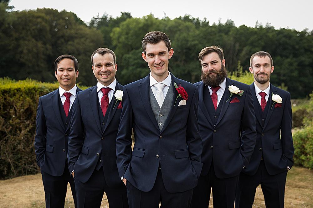 Rhinefield House wedding photography - Martin Bell Photography