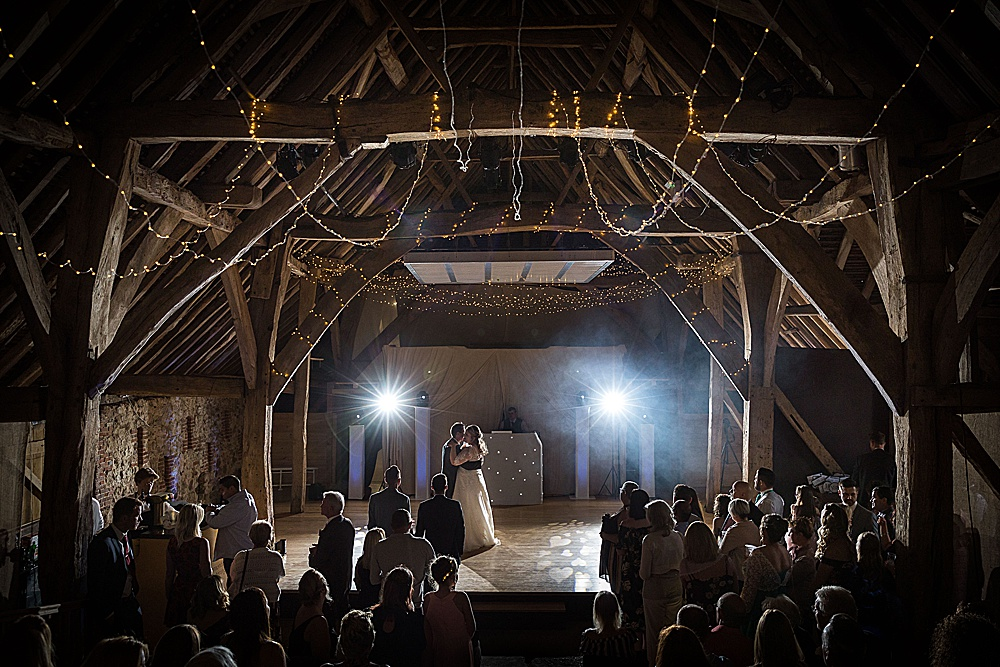 Titchfield Barn wedding photography ~ Charleigh & Den