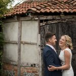 Clock Barn Wedding Photography | A summer wedding at Clock Barn | Martin Bell Photography