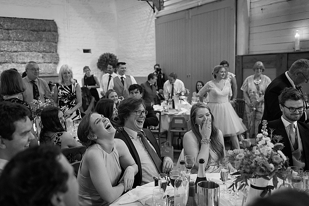 Pangdean old barn wedding photography by Martin Bell Photography