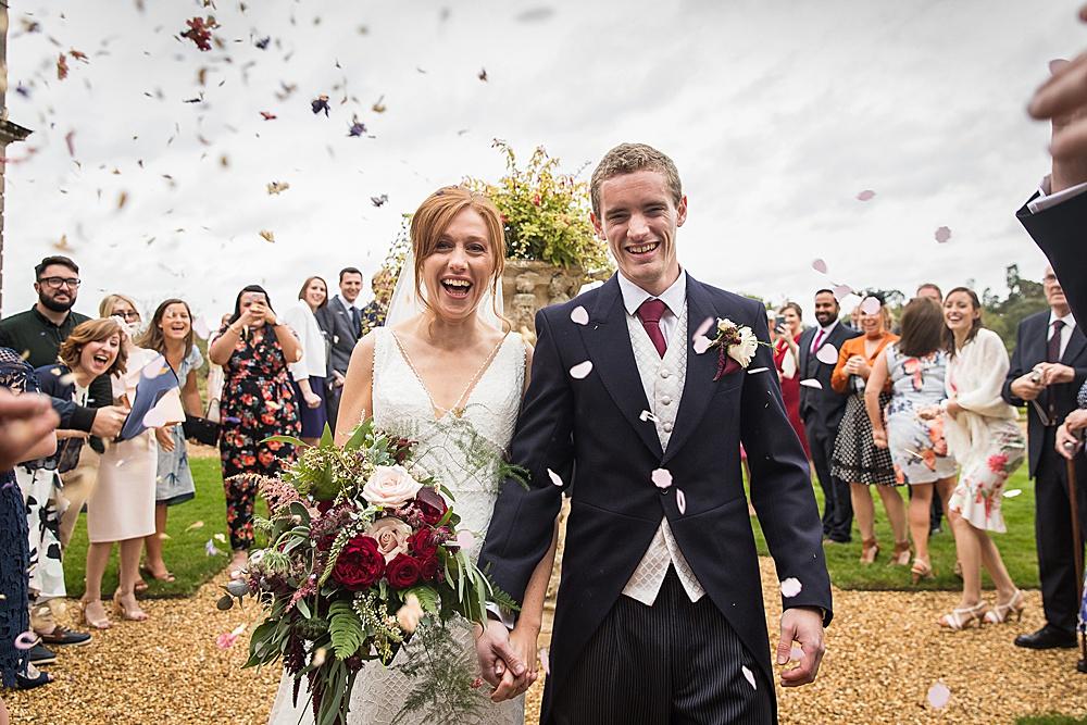 Somerley House wedding photography by award winning Hampshire wedding Photographer - Martin Bell Photography