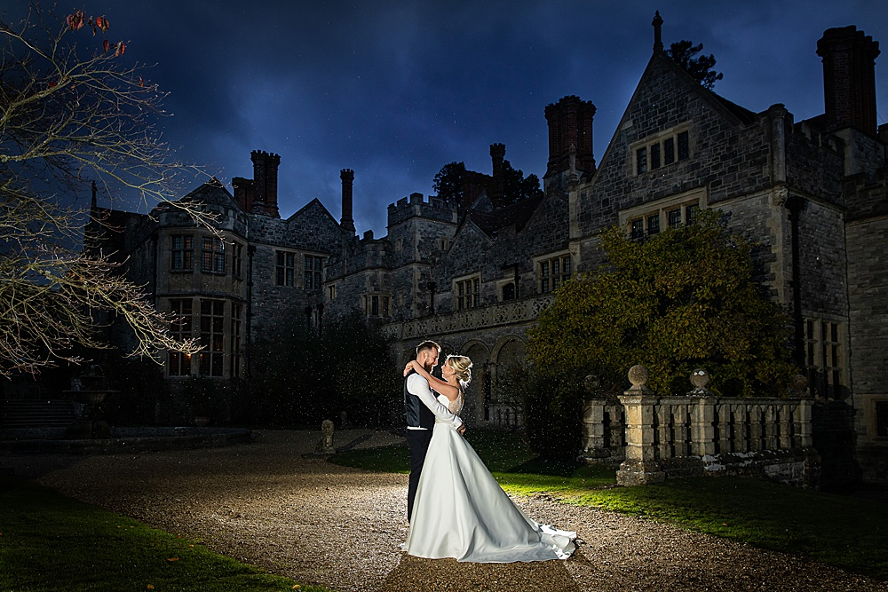 Rhinefield House Autumn Wedding ~ Charly & Ben