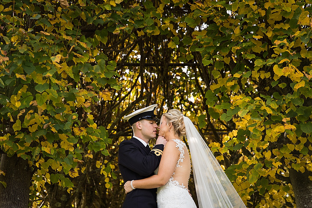 Rhinefield House Military Wedding by award winning Hampshire wedding photographer - Martin Bell Photography